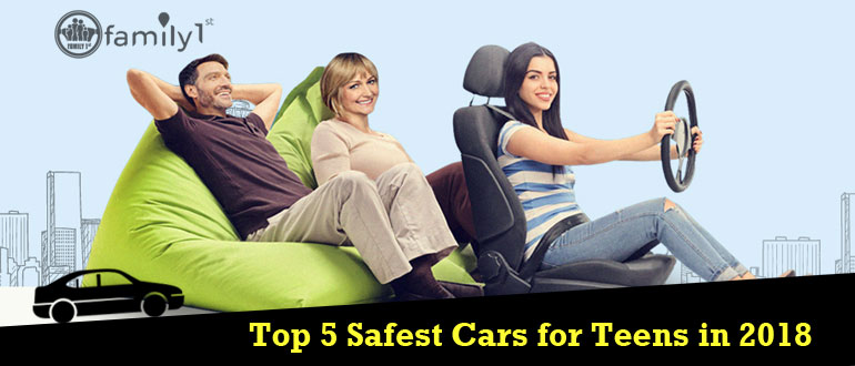 Top 5 Safest Cars For Teens In 2018