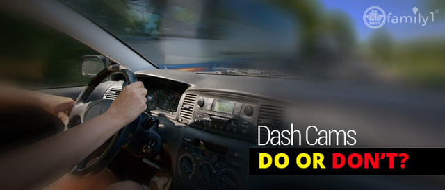 Dash Cams- Do or Don't?