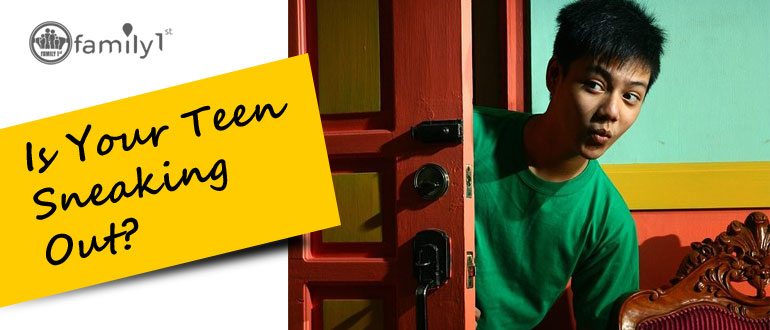 Is Your Teen Sneaking Out?