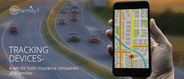 Tracking devices – A win for both insurance companies and families