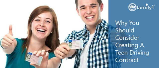Why You Should Consider Creating A Teen Driving Contract?