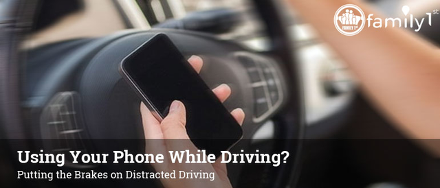 Using Your Phone While Driving? Putting the Brakes on Distracted Driving