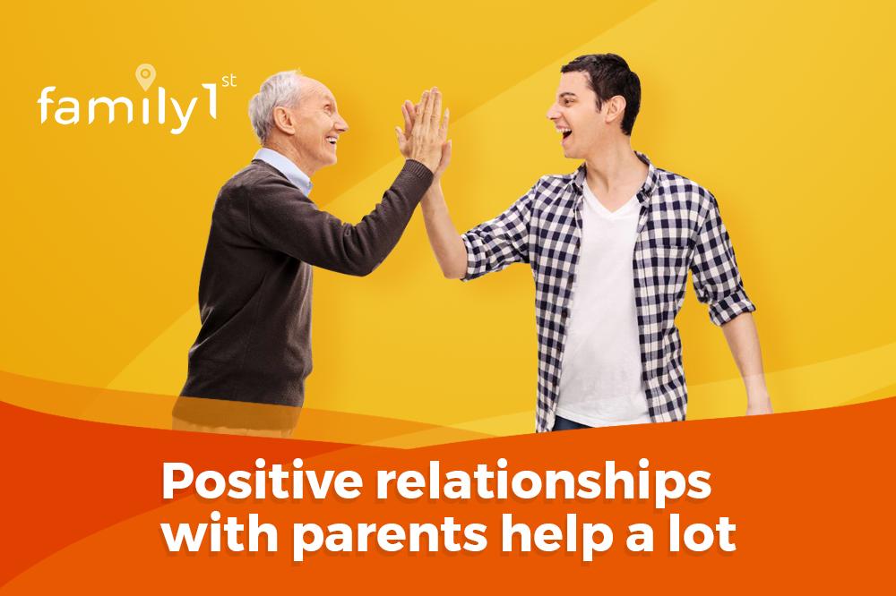 Happier Teens = Happier Families