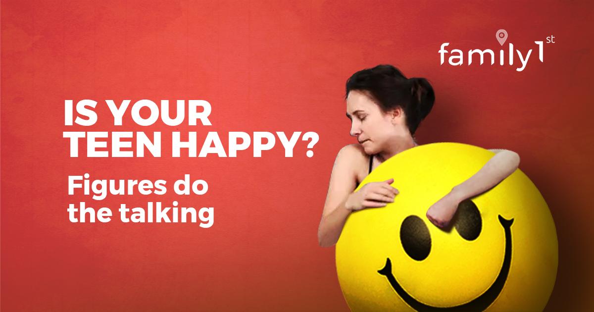 Is your teen happy