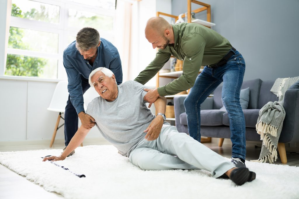 Fall Detection Technology for Elderly