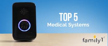 Top 5 Medical Alert Devices- Best Medical Alert Systems