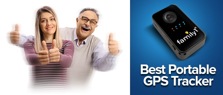 Best portable gps tracking devices