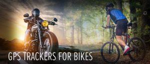 GPS Tracker For Bikes