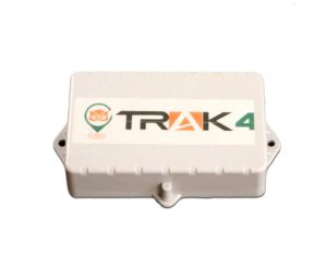 trak 4 gps tracking device