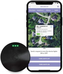 LandAirSea 54 – Real-Time 4G LTE GPS Tracker