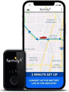 Family 1st GPS Tracker