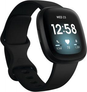 FitBit wth GPS