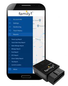 Family 1st Portable GPS Tracker