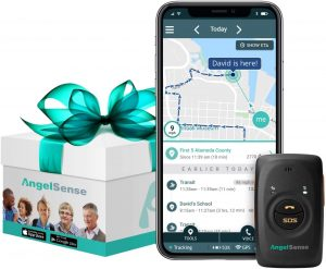 AngelSense Kids' GPS tracker