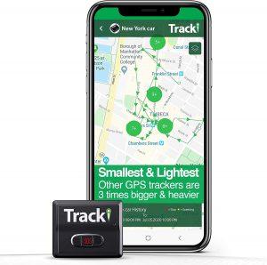 Tracki 2020 Model Mini GPS tracker