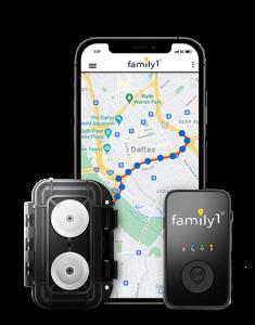 family1st bike gps tracker