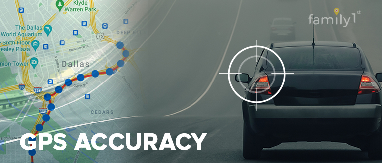 gps tracking devices accuracy