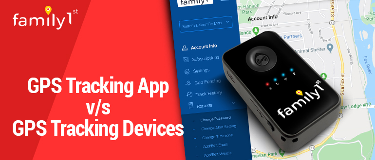 gps tracking app vs gps tracking devices comparison