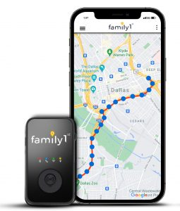 family1st portable gps device